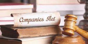 COMPANIES AMENDMENT ACT 2017-
