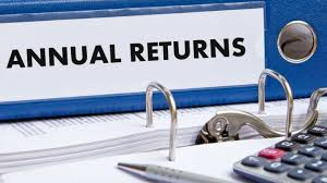 ANNUAL ACCOUNTS AND ANNUAL RETURN